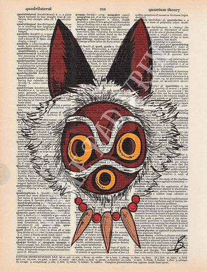 Mononoke Mask