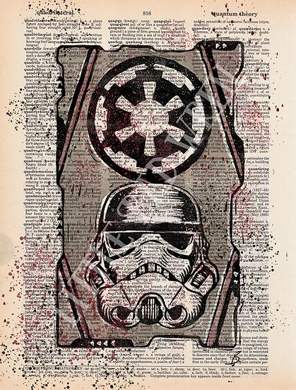 Stormtrooper Tableu