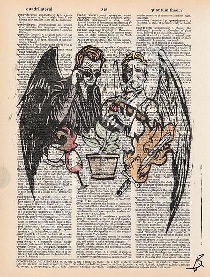 Crowley & Aziraphale