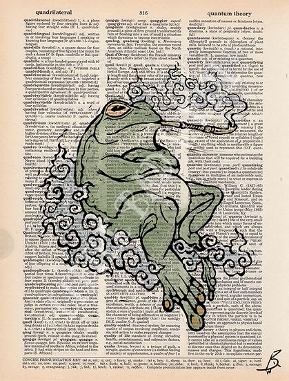 Foggy Froggy