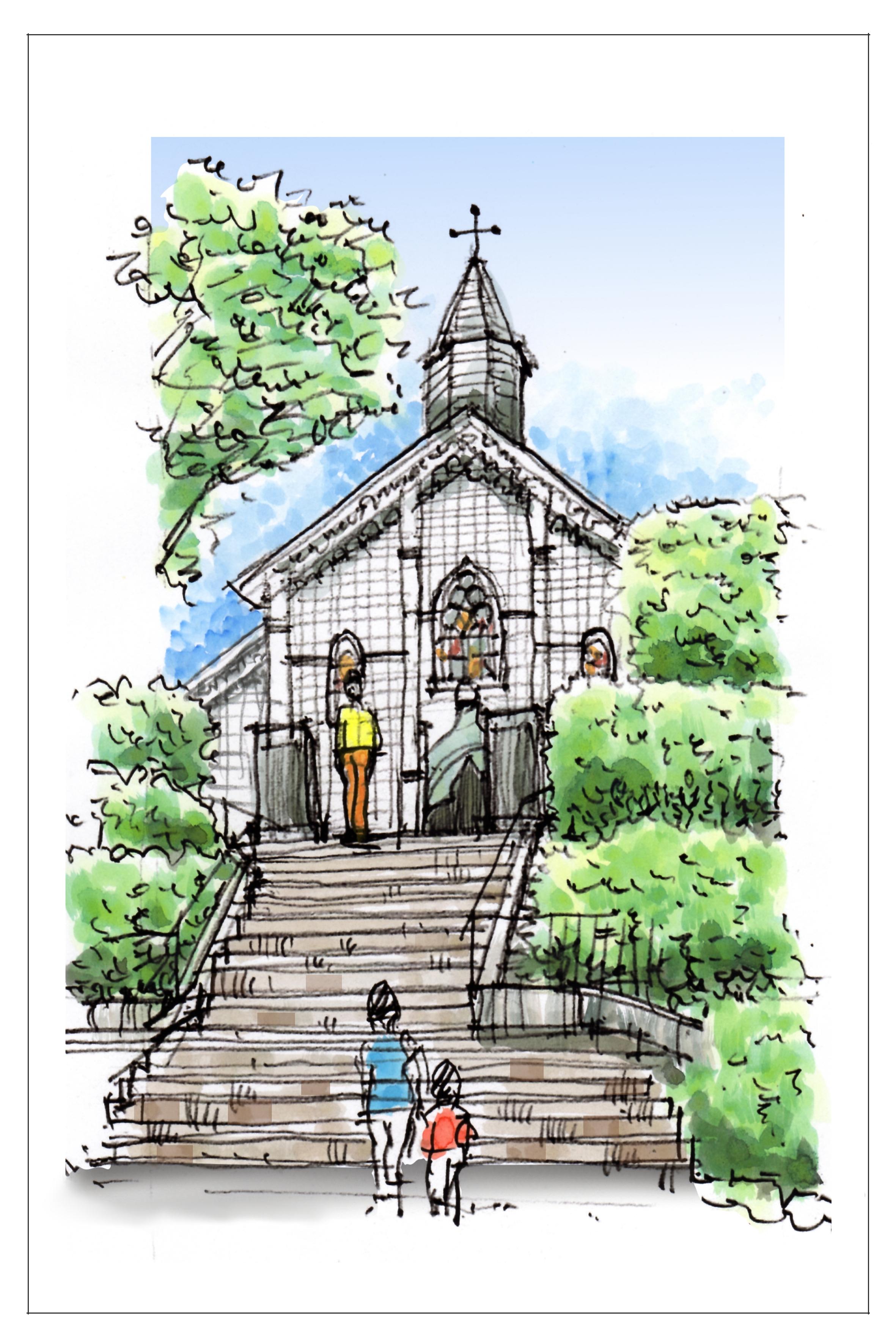 H水ノ浦教会