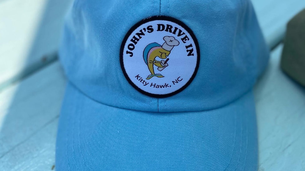 John's Patch Mom Hat- Color