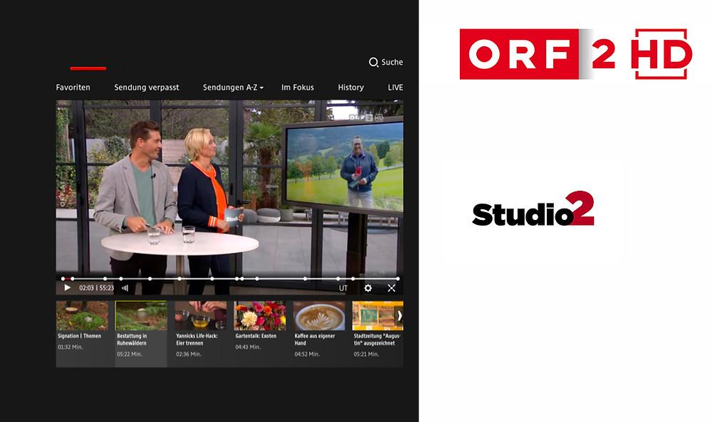 Klosterwald im ORF