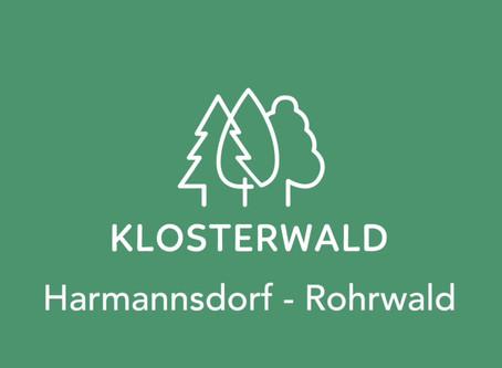 Aufforstung im Klosterwald Weinviertel