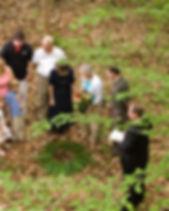 Beisetzung Klosterwald Urne