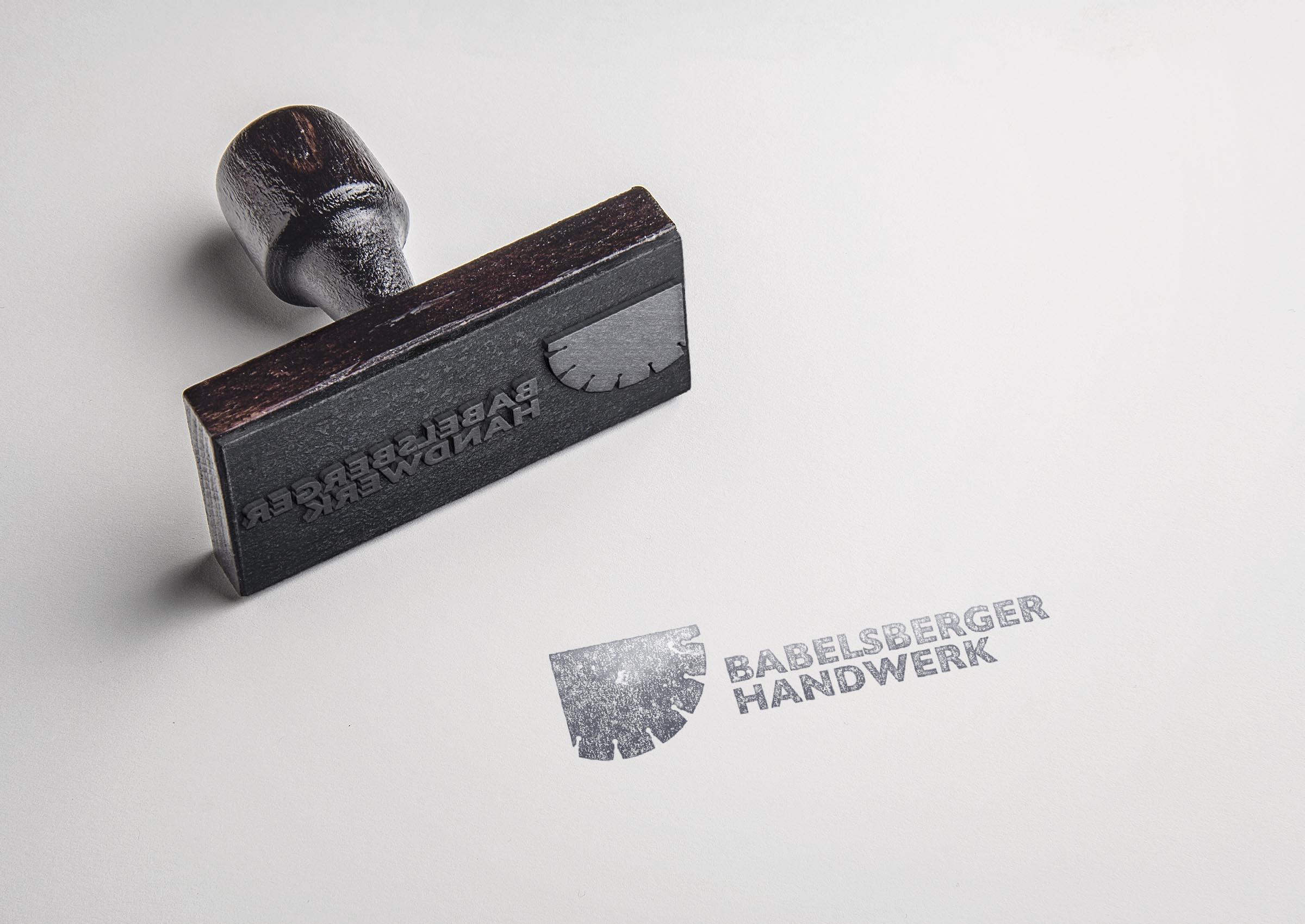Logo für Babelsberger Handwerk