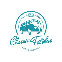Logodesign für Classic Fotobus