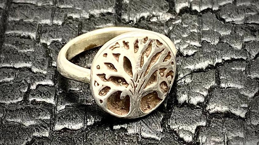 Sm. Tree Ring
