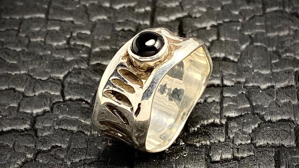 Rustic Gem Ring