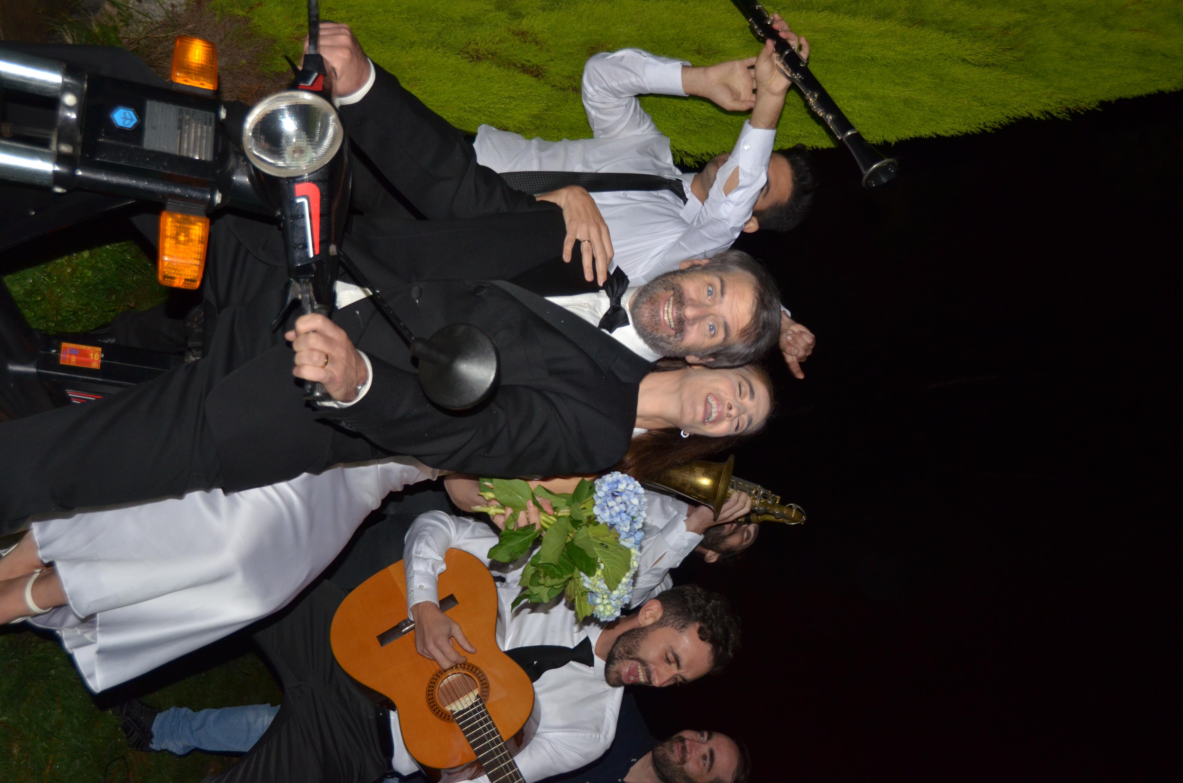 Das Hochzeits-Foto