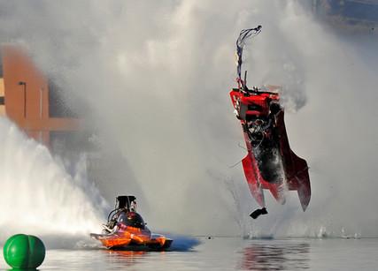 IHBA Drag Boat Crash