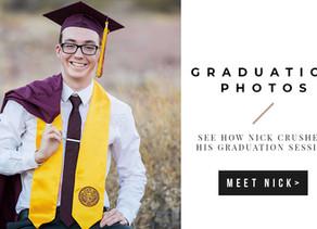 Meet Nick | Graduation Session