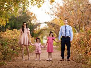 Family Portrait Session | The Bows