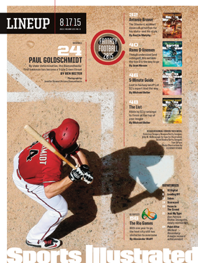 Sports Illustrated Index Page