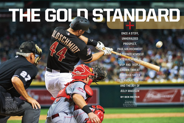 Sports Illustrated Commissioned Spread