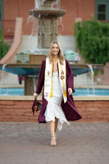 Old Main Graduate