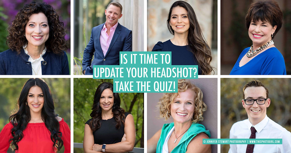 Headshot Quiz Graphic