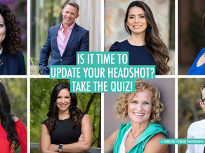 Is it time for a New Head Shot? Take the Head Shot Quiz!