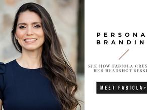 Meet Fabiola | Realtor Headshots