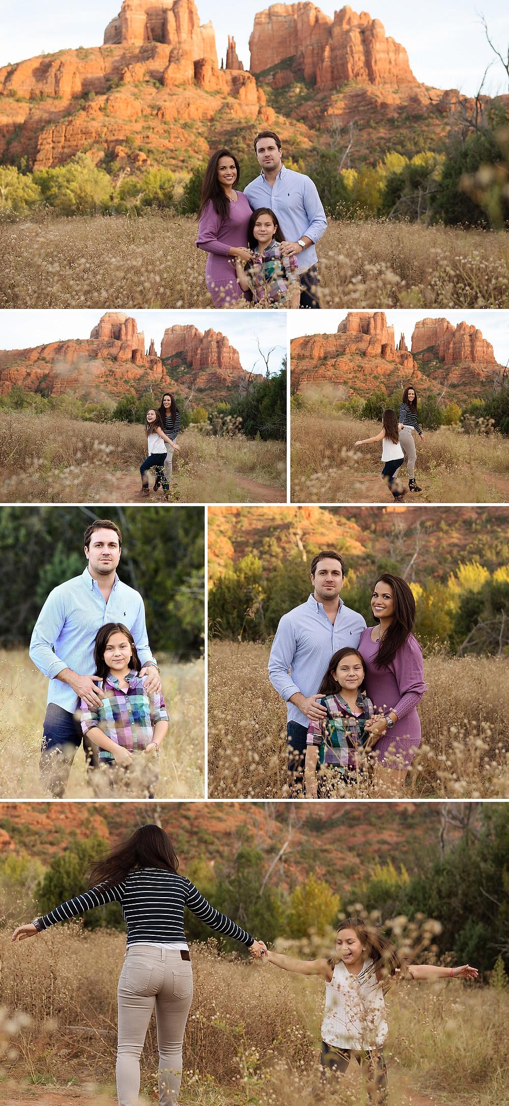 Sedona Family Photos