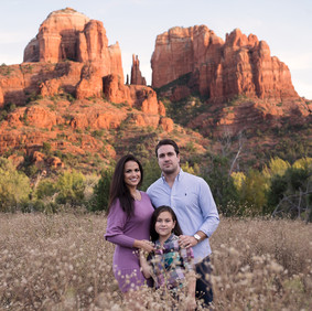 Noah + Dominique + Ezzy | Sedona Picture Adventure | GUEST BLOG
