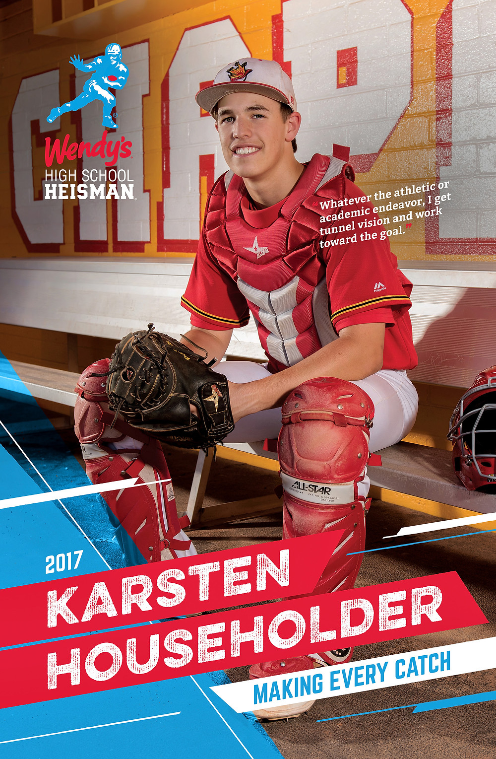 Karsten Householder Student Athlete Poster