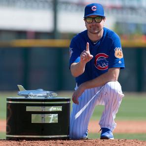 Kurt Busch + Cubs | Day in the Life