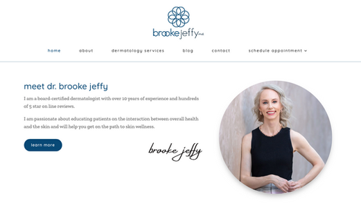 Dr Brooke Jeffy