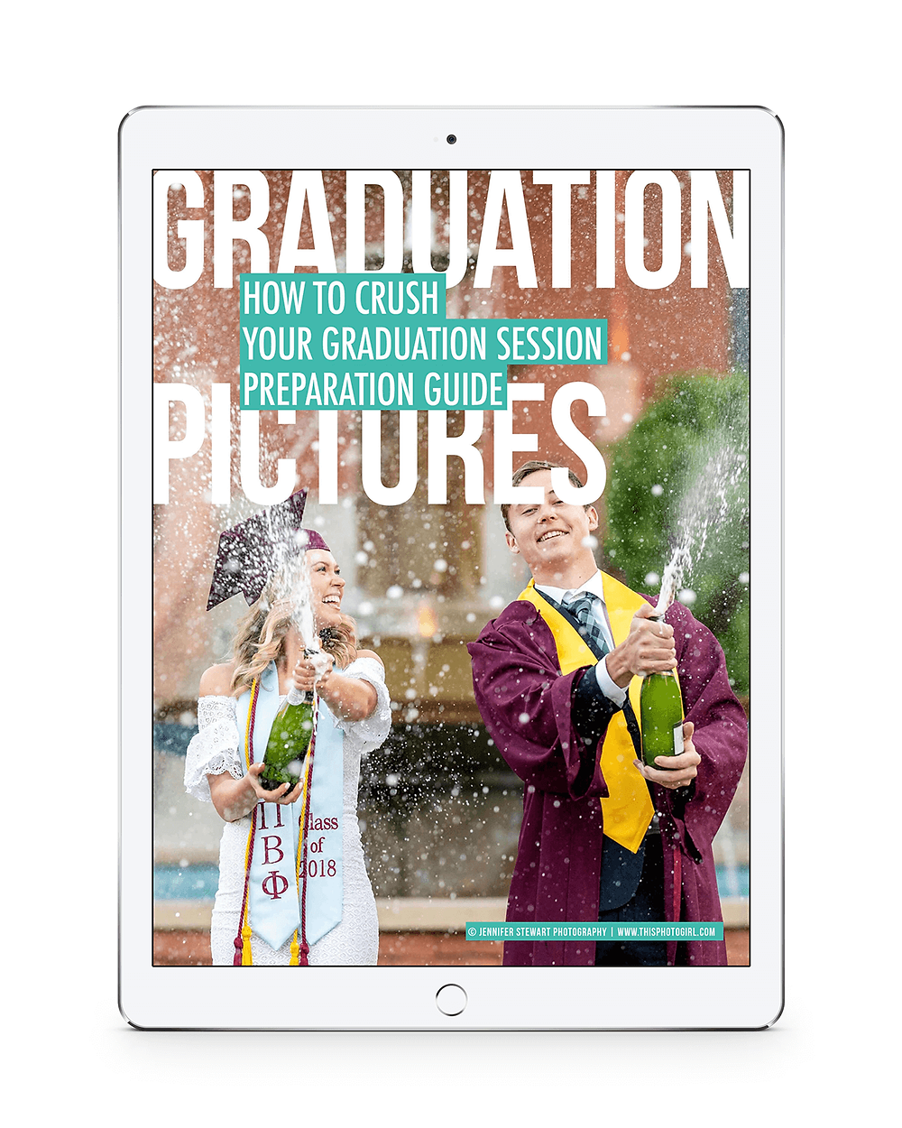 Crush Your Graduation Session Guide