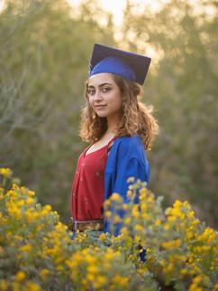 Grad in the Desert
