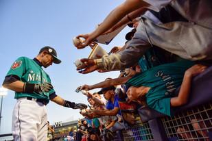 Welcome back, Ichiro!