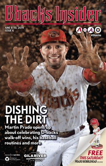 Dbacks Insider Cover