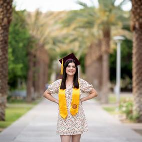 Meet Julia | ASU Graduation Photos