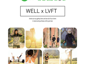 Laura + Live Fit | Fitness Session  Pt 1.