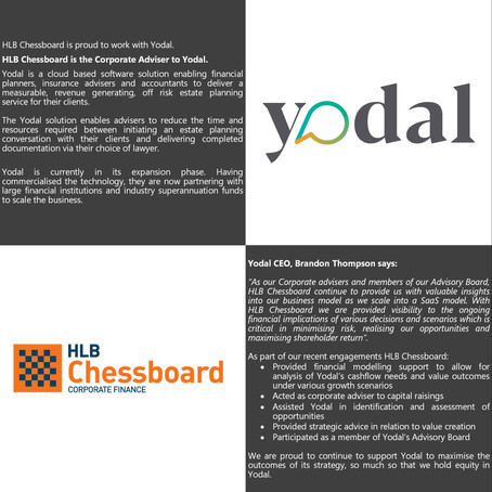 Supporting Yodal's growth strategies