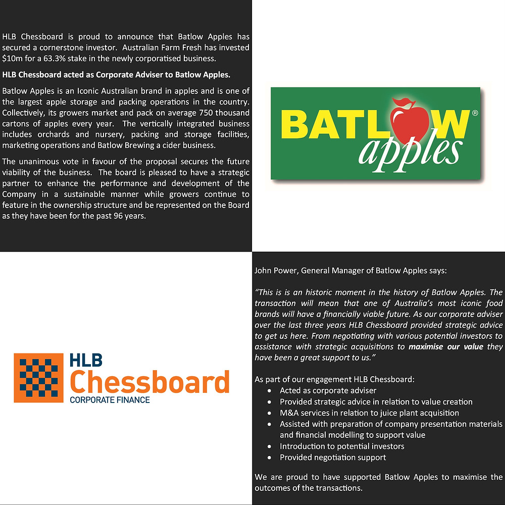 Batlow Apples Deal