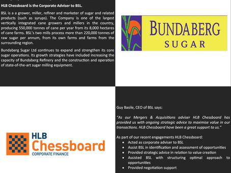 Executing Bundaberg Sugar's M&A Strategy