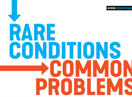 Rare Diseases, Common Problems