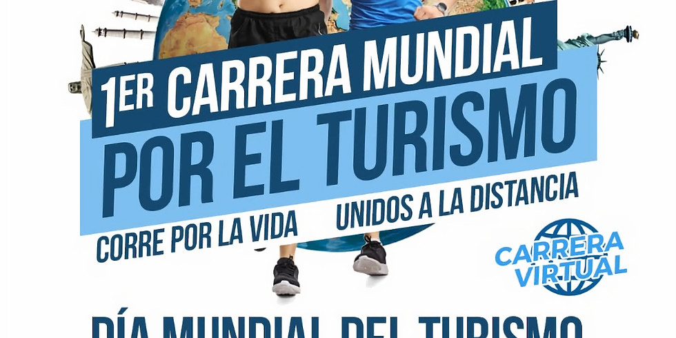 1er Carrera Mundial por el Turismo
