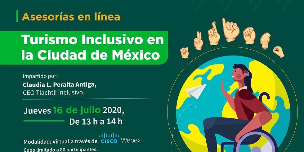Turismo  Inclusivo en la Ciudad de  México