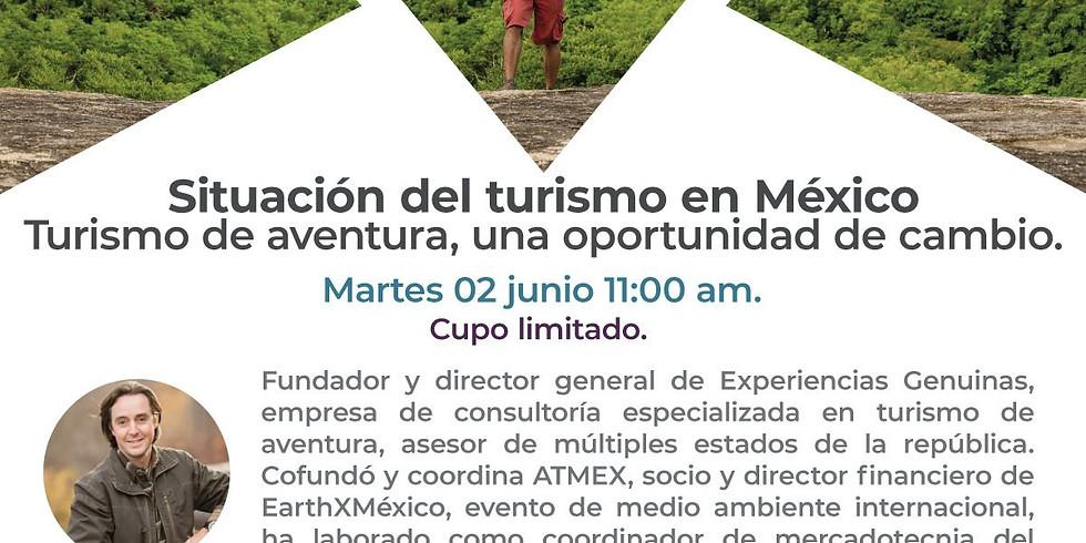 Situación del turismo en México