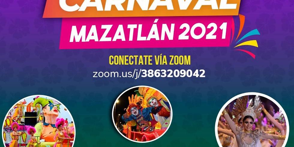 Carnaval Mazatlán 2021