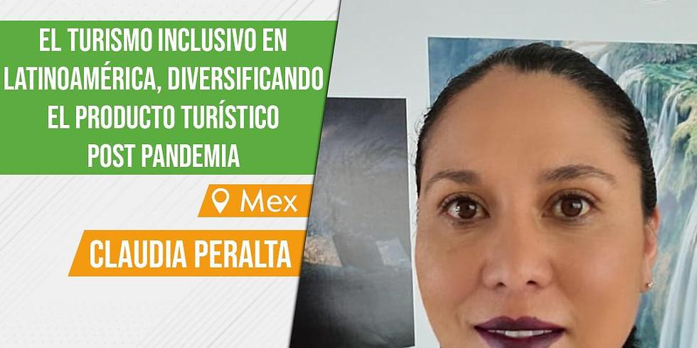El  turismo inclusivo en Latinoamérica, diversificando el producto turístico post pandemia.