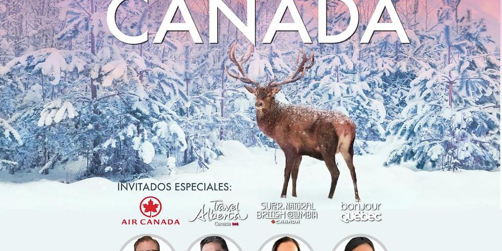Regiones de Canadá