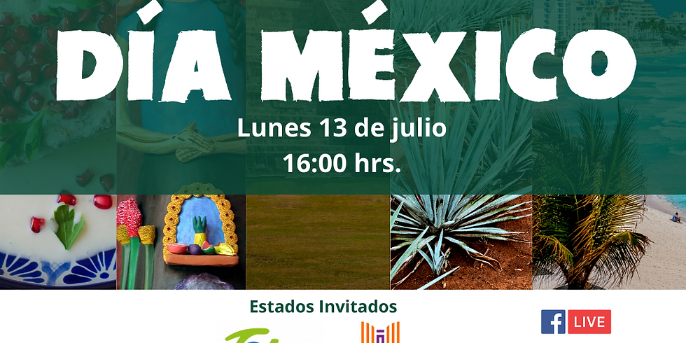 Conferencia de prensa  Día México