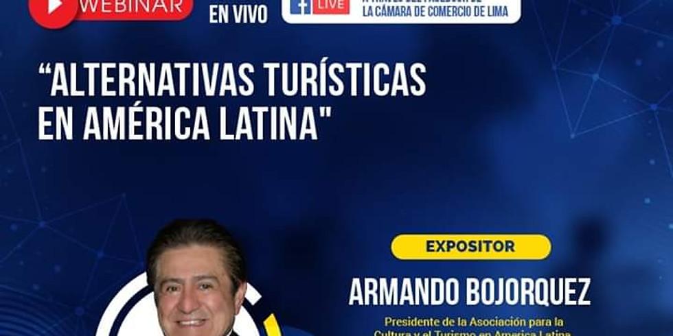 Alternativas turísticas en América Latina