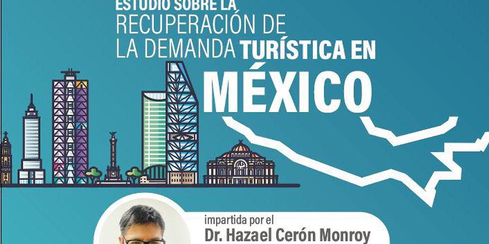 Recuperación de la demanda turística en México