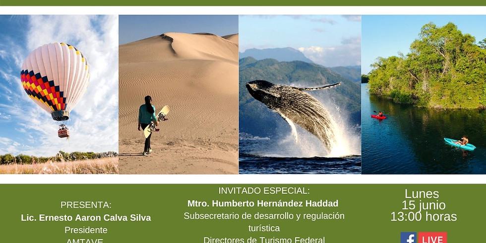 Protocolos Sanitarios  y la Nueva Normalidad Para el Turismo de Naturaleza y Aventura