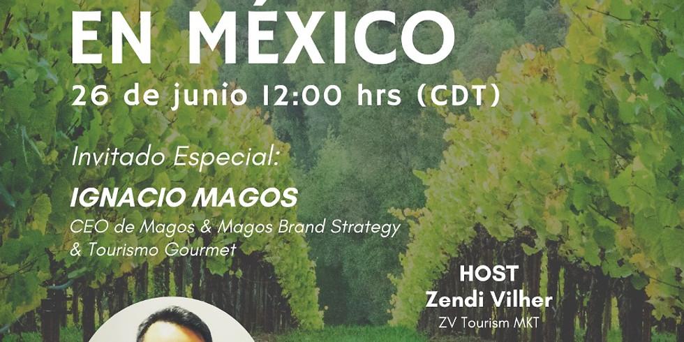 Enoturismo en México