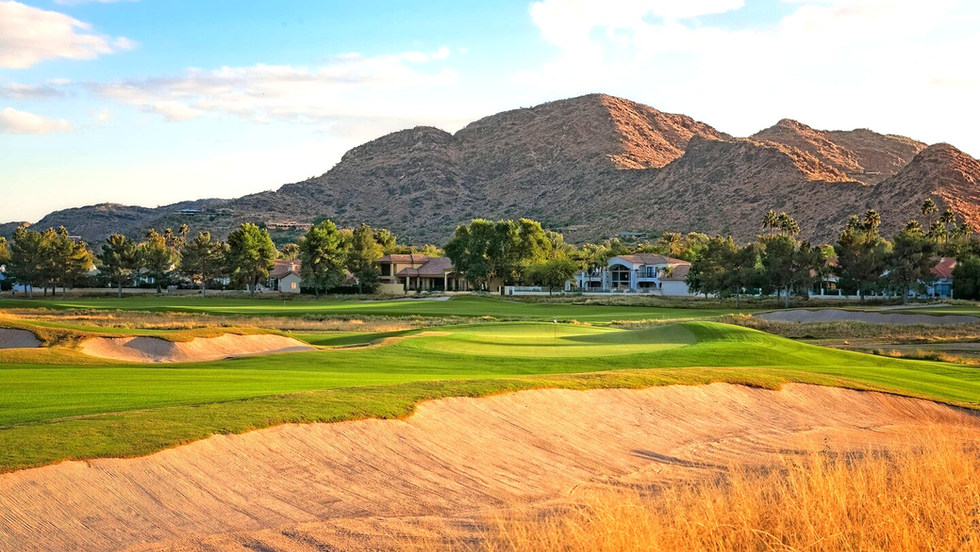 Ambiente Course at Camelback Mountain Resort